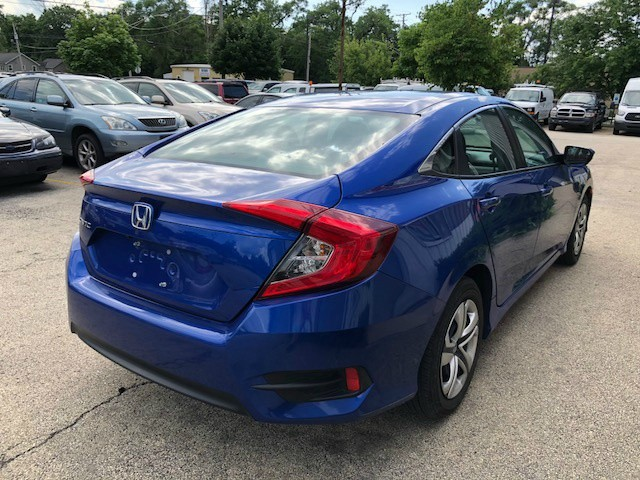 Honda Civic Sedan 2016 price $11,399