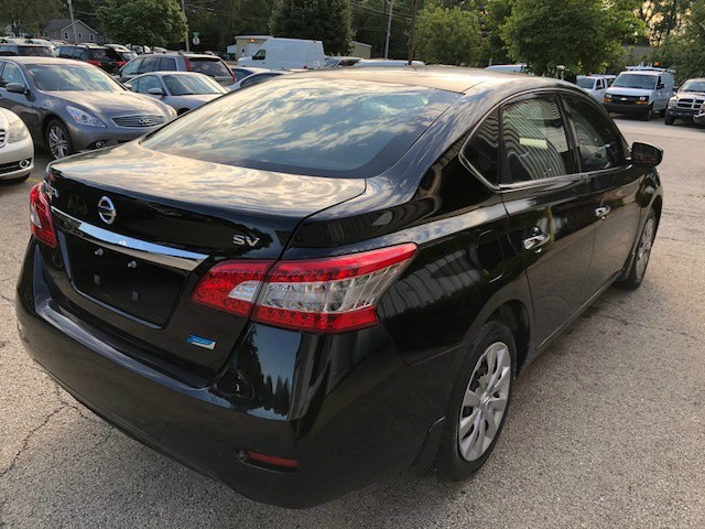 Nissan Sentra 2014 price $6,950