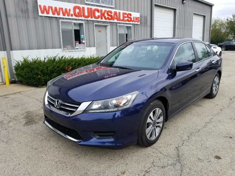 Honda Accord Sedan LX 2013 price $10,950