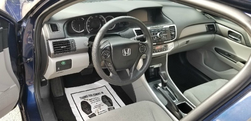 Honda Accord Sedan LX 2013 price $11,500
