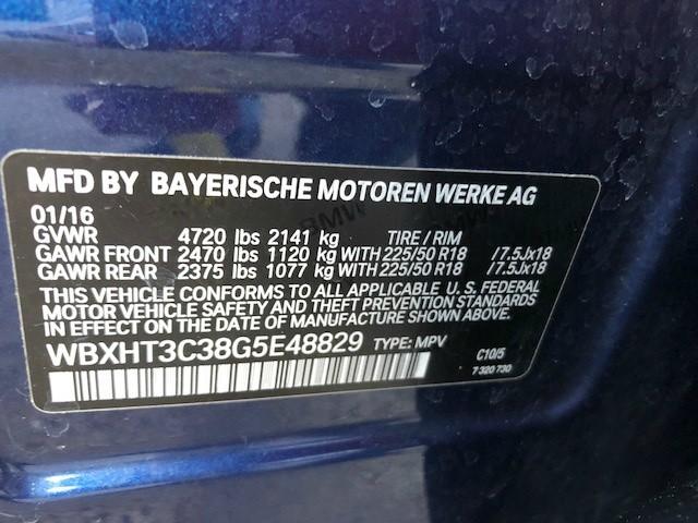 BMW X1 2016 price $20,950