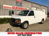 Chevrolet Express Cargo Van 2009