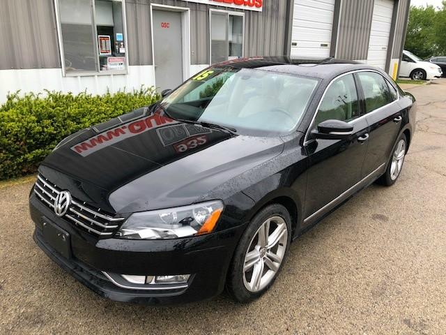 Volkswagen Passat 2015 price $11,950