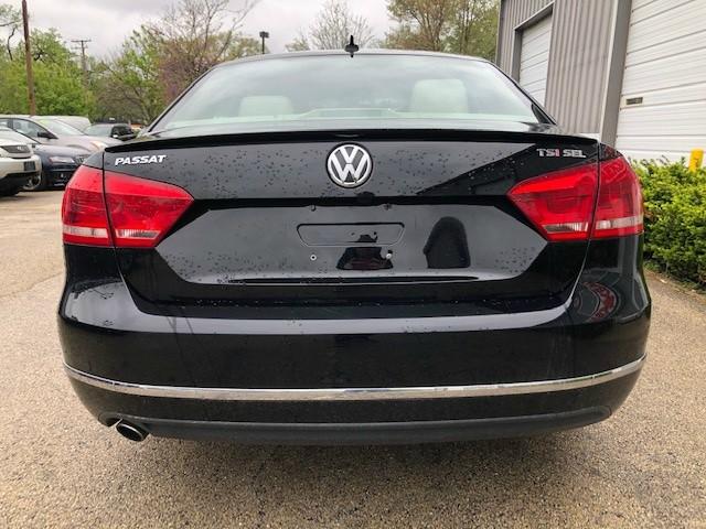 Volkswagen Passat 2015 price $10,950