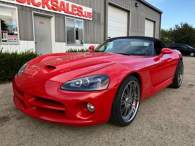 Dodge Viper 2005 price $37,950