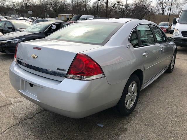 Chevrolet Impala 2009 price $4,950