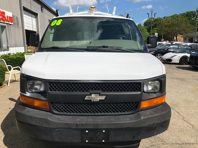 Chevrolet Express Cargo Van 2008 price $11,950