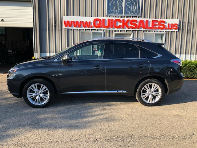 Lexus RX 450h 2010 price $12,890