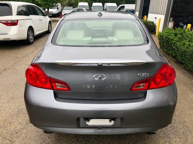 Infiniti G25 Sedan 2012 price $10,800