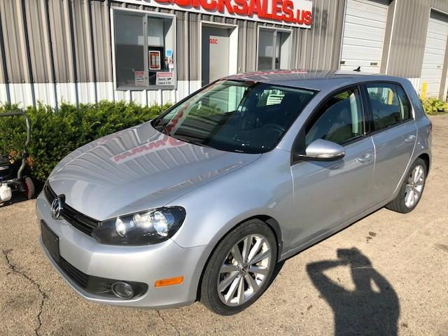 Volkswagen Golf 2012 price $7,950