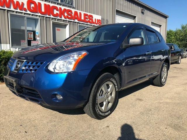 Nissan Rogue 2010 price $6,950