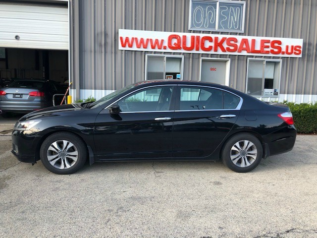Honda Accord Sedan 2014 price $10,800