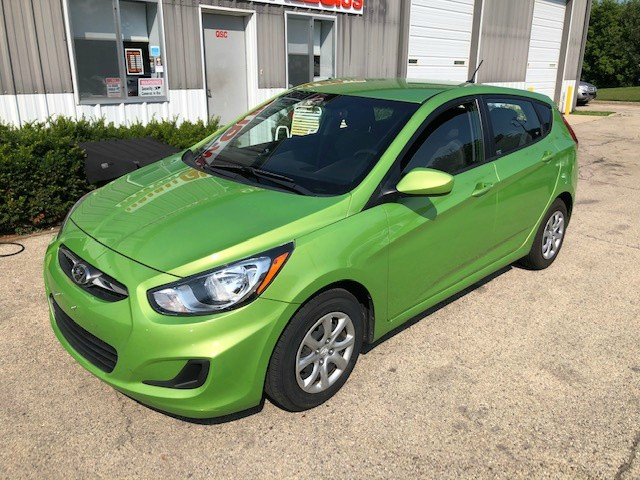 Hyundai Accent 2014 price $7,300