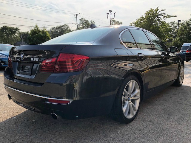 BMW 5-Series 2016 price $22,750