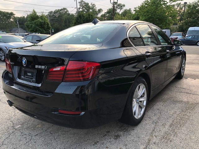 BMW 5-Series 2015 price $16,900