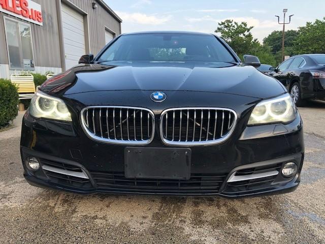 BMW 5-Series 2015 price $17,950