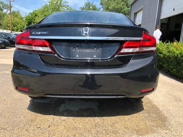 Honda Civic Sedan 2015 price $9,399