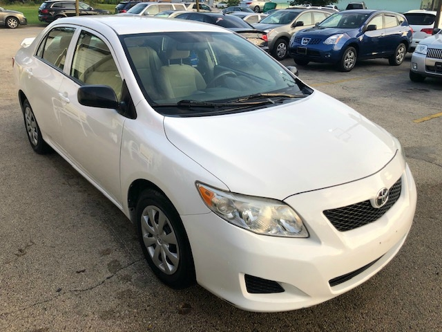 Toyota Corolla 2009 price $5,225