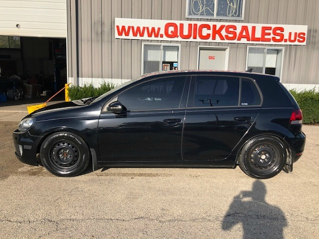 Volkswagen Golf 2014 price $8,950