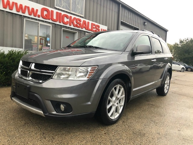 Dodge Journey 2012 price $9,450