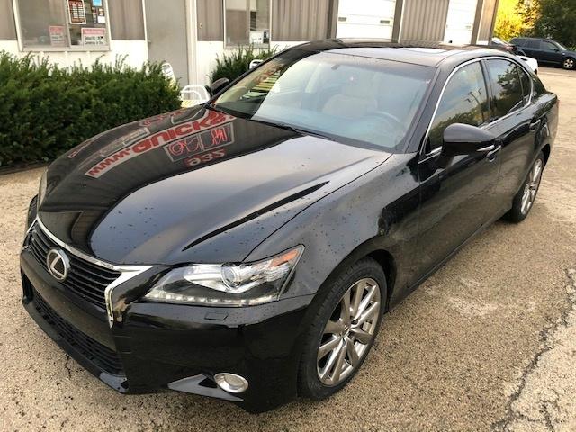 Lexus GS 350 2014 price $19,400