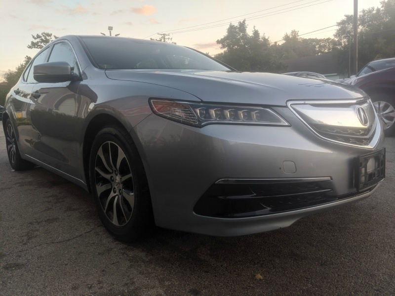 Acura TLX 2015 price $13,500