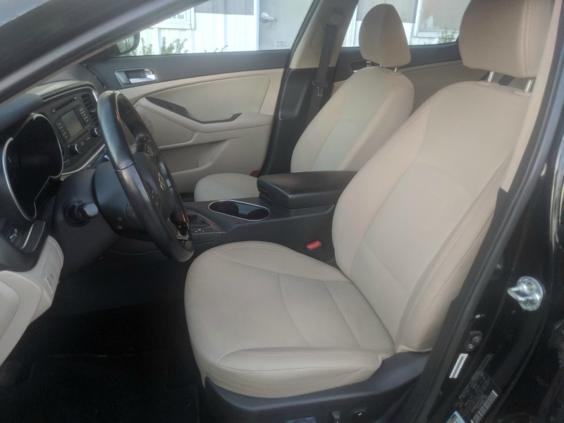 Kia Optima Hybrid 2015 price $10,500