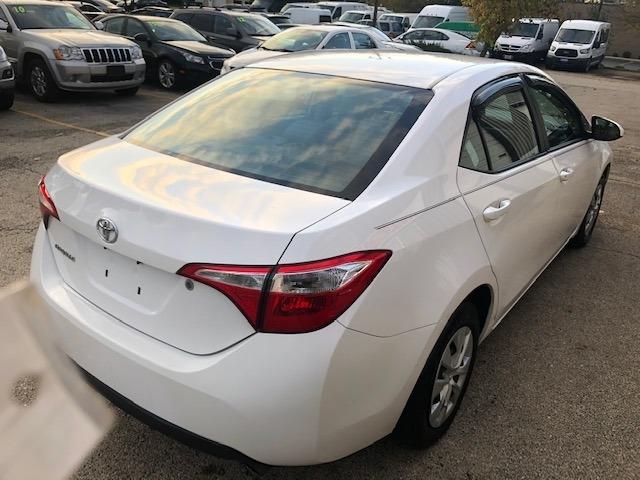 Toyota Corolla 2016 price $11,400