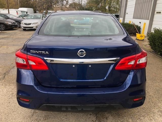 Nissan Sentra 2016 price $8,900