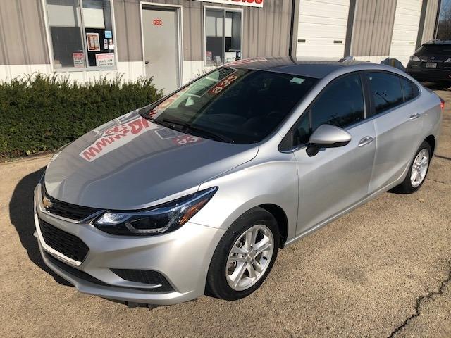 Chevrolet Cruze 2018 price $11,950