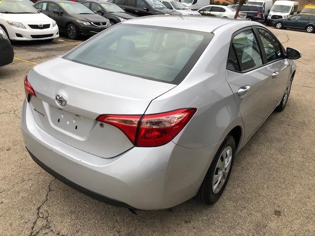 Toyota Corolla 2017 price $10,500