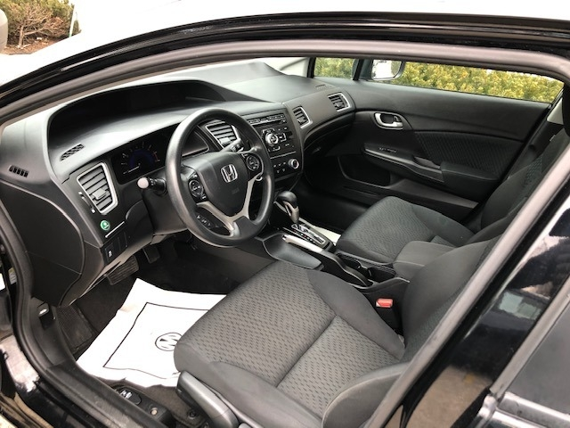 Honda Civic Sedan 2015 price $10,500