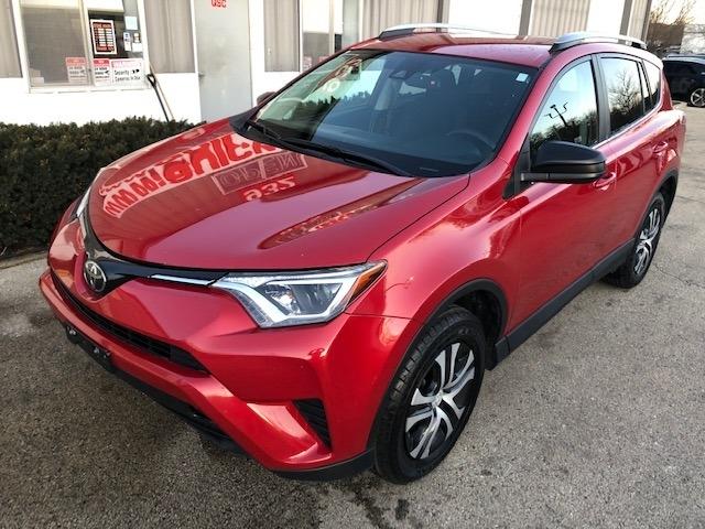 Toyota RAV4 2017 price $14,500