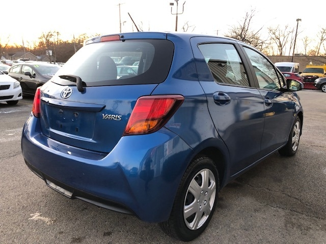 Toyota Yaris 2015 price $6,950