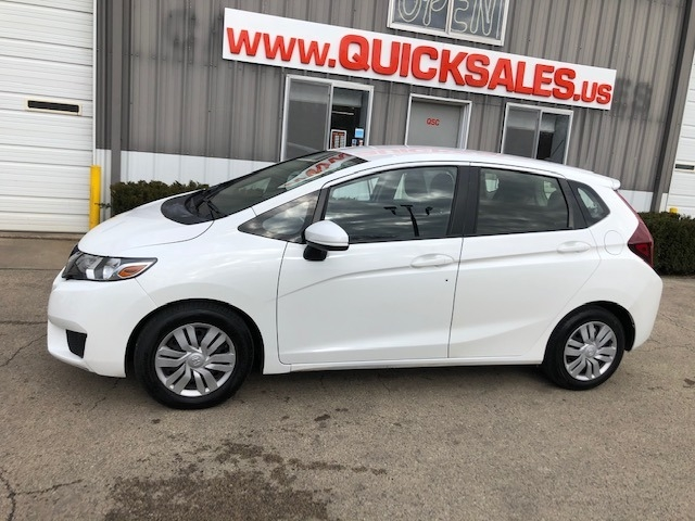 Honda Fit 2016 price $9,299