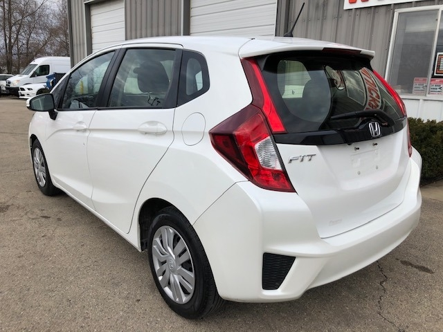 Honda Fit 2016 price $9,695