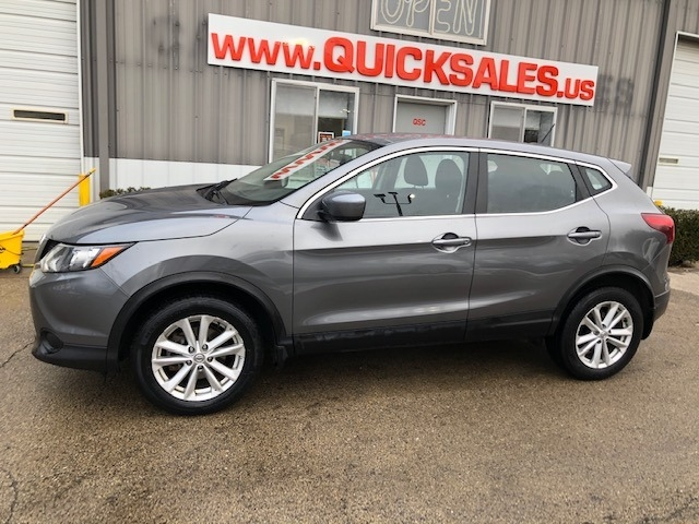 Nissan ROGUE SPORT 2017 price $12,950