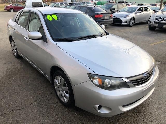 Subaru Impreza Sedan 2009 price $4,950