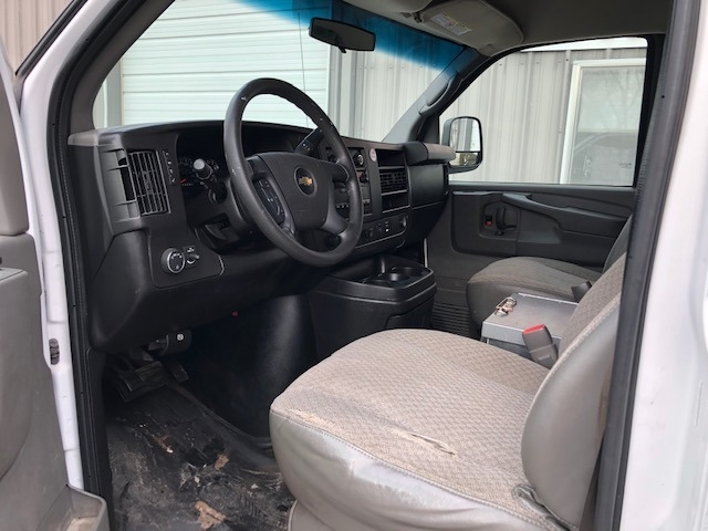 Chevrolet Express Cargo Van 2013 price $14,300