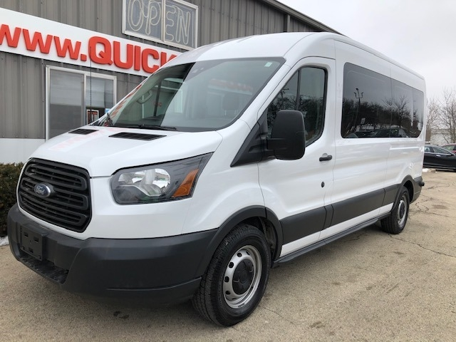 Ford Transit Wagon 2016 price $20,900