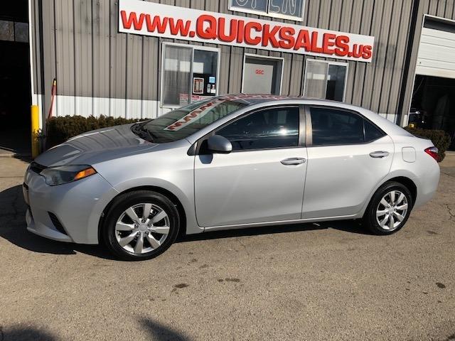 Toyota Corolla 2016 price $6,900
