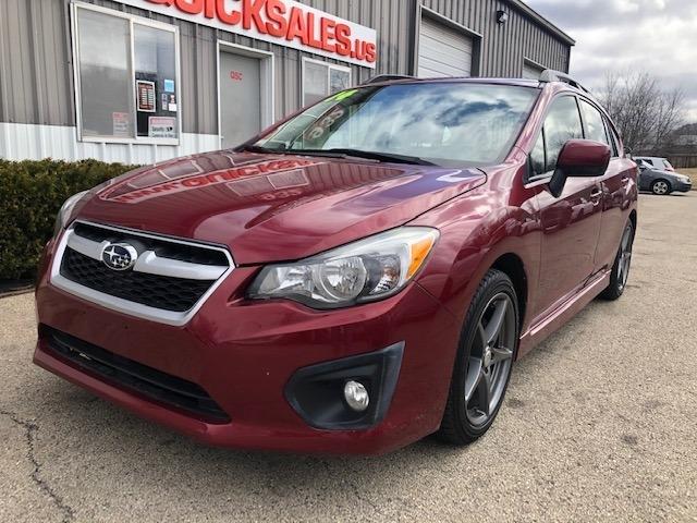 Subaru Impreza Wagon 2014 price $8,500