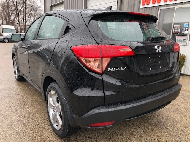 Honda HR-V 2017 price $12,950
