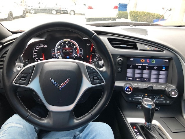 Chevrolet Corvette 2015 price $33,900