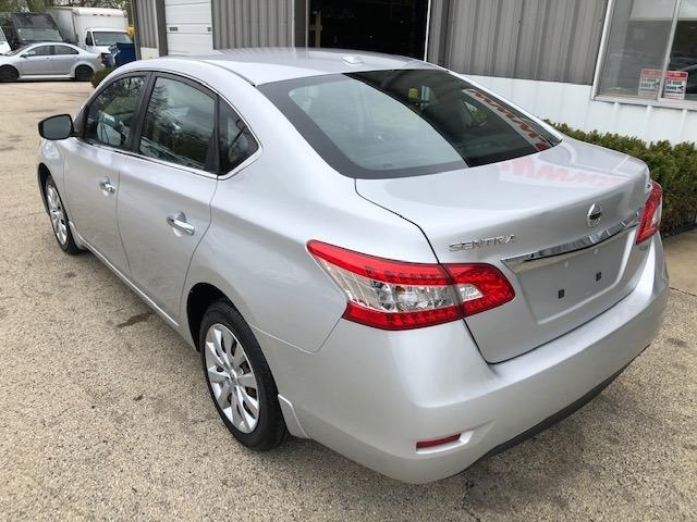 Nissan Sentra 2015 price $7,400
