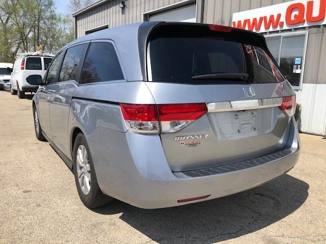 Honda Odyssey 2017 price $18,950