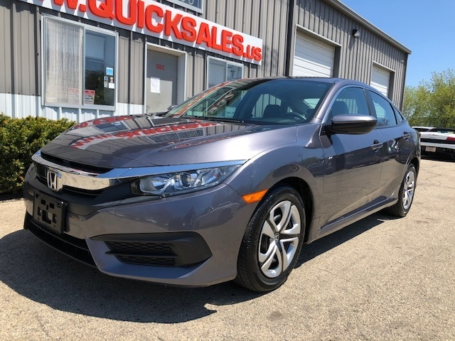 Honda Civic Sedan 2016 price $11,890