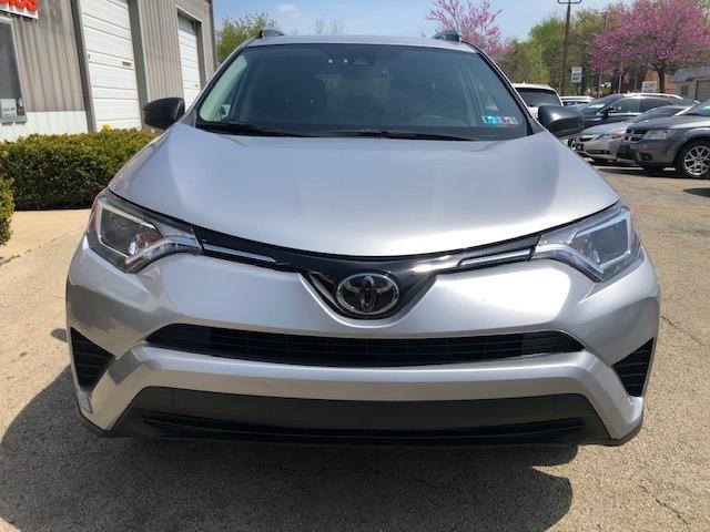 Toyota RAV4 2017 price $15,750