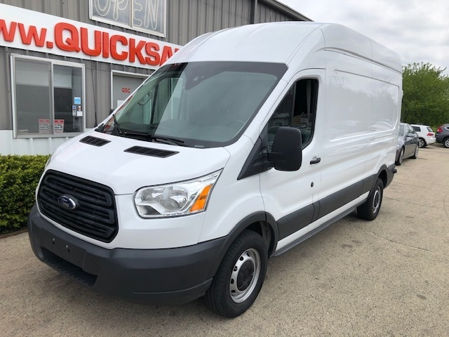 Ford Transit Van 2017 price $21,500