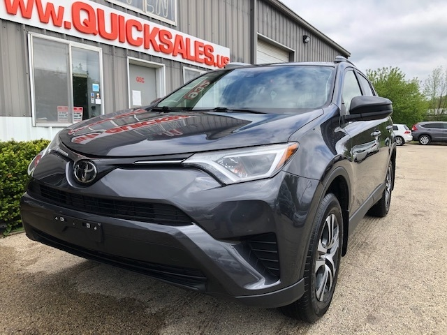 Toyota RAV4 2017 price $14,999